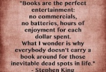 Books and Authors Worth Reading / All comments on all pins in this category are my personal opinions.  I love books! / by Patty Millikin Furkin