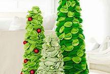 Holiday decorating/ crafts