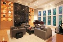 Living Rooms  / Family rooms and living rooms may be the heart of the home, we love to see all the amazing decor and architecture.