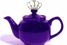 Tea Time! / by Shari Shrews