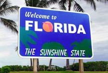 Florida...The Sunshine State♥ / by ZombieGirl