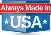Made in the U.S.A!