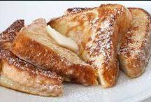 breakfast recipes / by Rebecca Littlefield