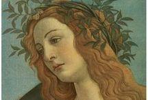 Botticelli / by Rebecca Littlefield
