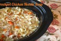 Crockpot and Frozen Meals