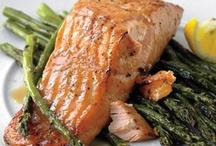 Salmon/Fish (Non-Shellfish Dishes) / Salmon, Cod, Sea Bass, Catfish, Trout recipes... you won't find any shellfish here :)