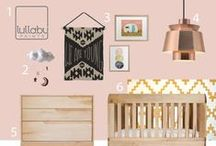 Nursery Design: PINK / by Lullaby Paints