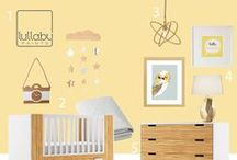 Nursery Design: YELLOW