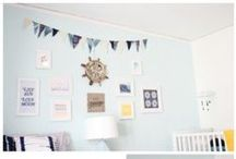 Nursery Design: NAUTICAL