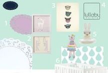 Nursery Design: MIX'N MATCH / by Lullaby Paints