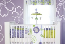 Nursery Design: VIOLET / by Lullaby Paints