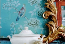 Chinoiserie  / by Tonia Olson