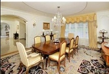 Dining Rooms / A dining room can be stately or homey. It can reflect your family's personality. Here are some inspirations we love.