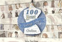 Vintage Resources / A collection of some of our favorite sites to research vintage & antique jewelry.  / by Maejean Vintage
