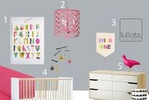 Nursery Design: GRAY