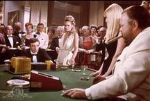 James Bond @ the Casino / History and background on Ian Fleming's character James Bond and his exploits at the gaming tables.