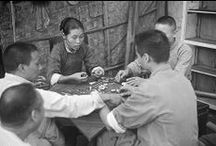 Mah Jong ~ Mah Jongg / The social history of Mah Jongg and it's play around the world.
