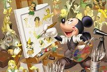 Walt's World / All things Disney and Pixar (mainly to cut down the overwhelming amount of pins on my Movies, Books, and Folks with Looks board). / by Sarah Thomas