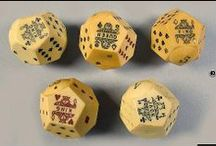Gambling Gadgets / Selection of unusual or quirky objects and equipment designed for use in gaming, betting or gambling.