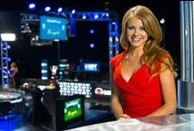 Ladies of Poker / A selection of female players, TV & YouTube presenters in the male dominated Poker world.