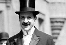 Frank J. Gould (1877 - 1956) / Frank J. Gould who with the 1928 opening of the Palais de la Méditerranée in Nice became America's first international casino developer.