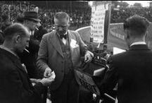 Vintage Bookmakers / The history and development of bookmaking and betting services in Britain and overseas.