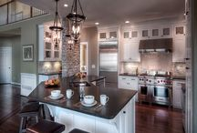 Dream Kitchen / by Melanie Cook