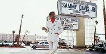 Vintage Las Vegas Strip