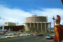 Caesars Palace / The early days of Caesars Palace which opened for business on the 5th August, 1966.
