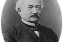 François Blanc (1806 - 1877) / François and his brother Louis opened the casino at Bad Homburg, SBM was founded at Monaco in 1863. Deciding to use Single 0 Roulette wheels and favourable player rules on Trente et Quarante he created the world's most successful casino.