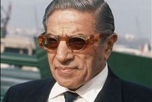 Aristotle Onassis & Monte Carlo / The life and times of the Greek shipping magnate and his 1952 investment in the Casino at Monte Carlo.