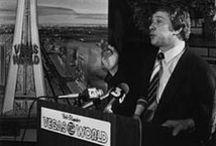 Bob Stupak (1942 - 2009) / Las Vegas casino owner, entrepreneur and original developer of the Stratosphere Hotel & Tower.