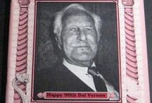Dai Vernon (1894 -  1992) / The life and times of Canadian close up magic entertainer David Frederick Wingfield Verner.