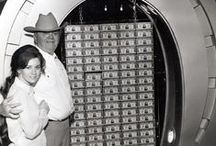 Benny Binion (1904 - 1989) / The life and times of Las Vegas casino owner Benny Binion & the early years of the WSOP.