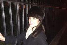 Winter Luxury: Coats...,Hats
