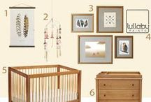 Nursery Design: Tribal