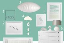 Nursery Design: Clouds
