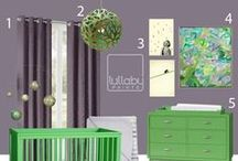 Nursery Design: Sophisticated