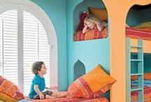 Shared Kids' Bedrooms