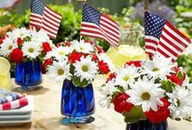 Holiday...Celebrate...4th of July / by DeAnna Ebright Blaine