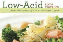 Low Acidic Foods/Recipes