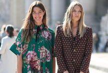 Inspiration: Fashion Week / Haute Couture / Des inspirations de tenues issues des différentes fashion week 2016 à accessoiriser avec les bijoux de grandes marques et créateurs disponibles sur Linea Chic.  Tout l'univers de la haute couture dans un tableau...
