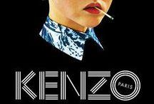 Kenzo / Les créations avant-gardistes de la marque Kenzo offrent un souffle graphique, moderne et urbain à votre style...A adopter de toute urgence! Les bijoux Kenzo sont disponibles sur http://www.linea-chic.fr/