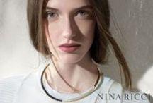 Nina Ricci / L'univers romantique et onirique des bijoux de la célèbre maison Nina Ricci.  Les bijoux Nina Ricci : une poésie!