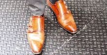 Project > 'Men with Sole' / Men with Style and striking shoes!