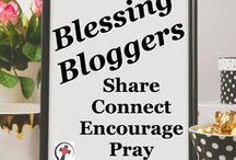 Blessing Bloggers Group Board