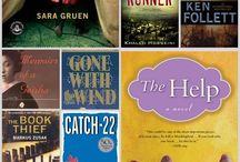 Books / by Kayla Holloway
