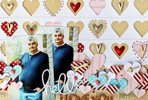 Scrapbook pages / by Lisa-Jane Johnson
