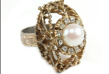 House of Lavande Vintage Rings  / by House of Lavande