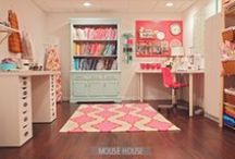 Creative Spaces / by Lisa Horne